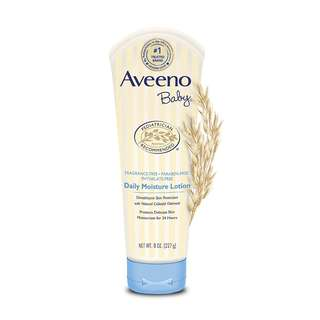Aveeno Baby Daily Moisture Lotion for Delicate Skin 8oz (227g) EXP11/2019