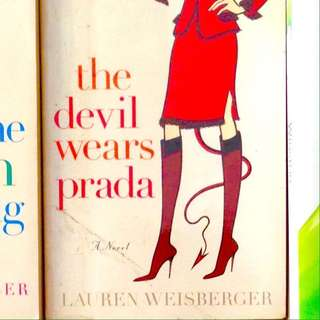 The Devil Wears Prada & other novels