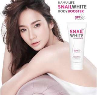 Snail White Body Booster from Thailand
