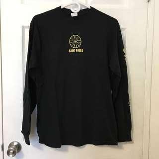 Kanye West Saint Pablo long sleeve shirt