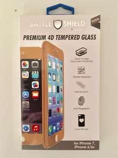 Battle Shield Premium 4D Tempered Glass