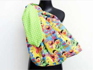 Baby Sling with Ring type - Sesame Street