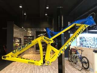 MTB Mondraker Downhill Alu frame