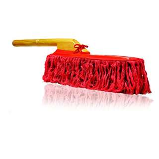 Standard Car Duster with Wooden Handle