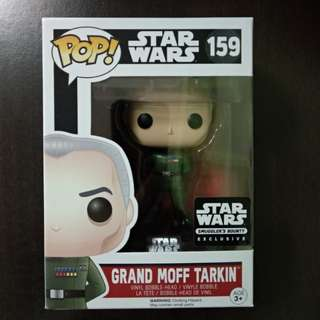 Funko pop Grand Moff Tarkin