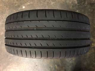 255/35R19 Used Tyre