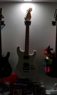 Charvel & Ibanez guitars. Read description