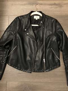 AE LEATHER JACKET