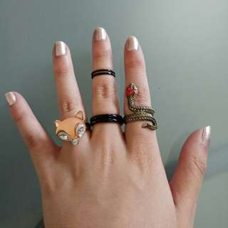 Assorted ring