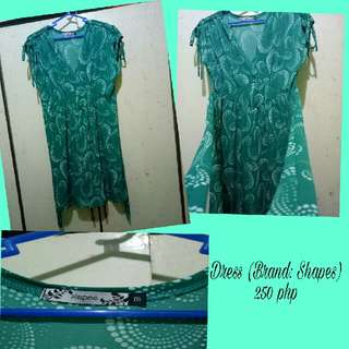 Dress (Brand: Shapes)