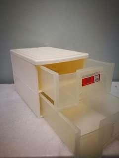 Storage Box  2-tier #nogstday