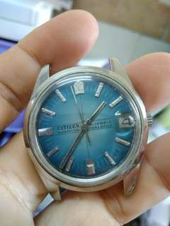 Vintage Citizen newmaster manual wind watch
