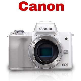 Canon M50 Body Mirrorless Camera