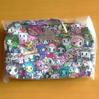 Jujube Tokidoki Iconic 2.0 Be Quick (Donutella PP on front & back)
