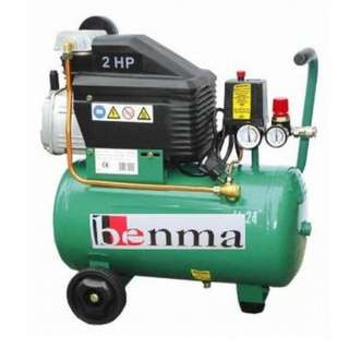 Benma 2.5HP 24Liter Direct Driven Air Compressor
