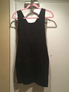 Urban outfitters dress with cut out back