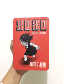 XOXO James Jean Postcard book