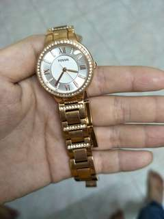 Fossil Women Watch