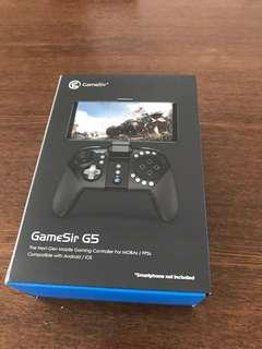 GameSir G5 revolutionary gamepad designed for MOBA