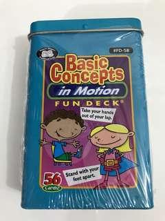 English Learning Fun Deck/Flash Cards