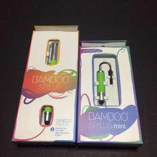 Wacom Bamboo Stylus and Stylus Mini Set. Free Shipping within the Philippines