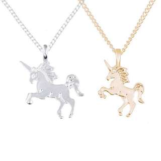 Giveaway #Blessings - Unicorn Necklace