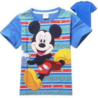 Disney Micky Boy Kids Tee Tshirts