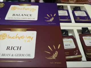Inchaway Balance & Rich Omega 369