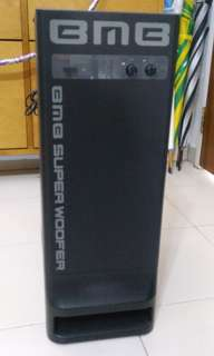 BMB Subwoofer Active Subwoofer not Sony Philips Toshiba