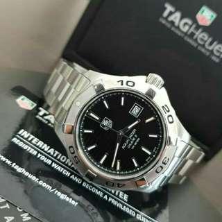 👉PRE💖 - TAG HEUER Aquaracer Calibre 5 Tahun 2012 #d2e