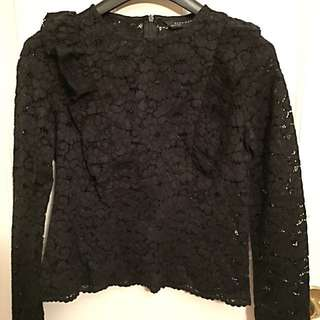 Beautiful Zara lace top