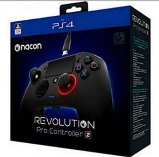 Trade in your PS4 contoller and top up for Nacon Pro Controller!