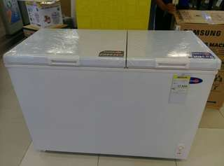 Fujidenzo freezer and chiller
