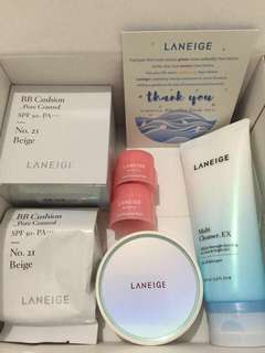 (NEW) set Laneige