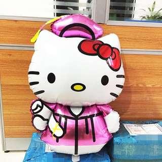 Hello Kitty Foil Balloon oversized