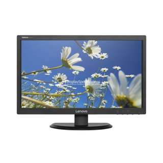 BNIB - Lenovo ThinkVision E2224 21.5-inch FHD WLED Backlit Wide Viewing ( 60DAHAR1WW )