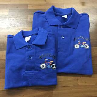 BN Parent & Child Matching Polo Tees