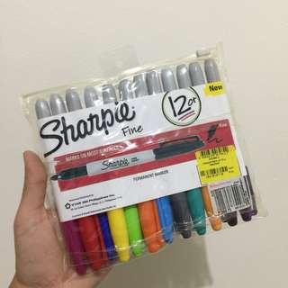 Sharpie Fine Markers