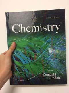 Chemistry Textbook