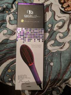 Royale Pro Infrared Straightening Brush