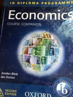 IB Diploma Economics Course Companion 2nd Ed
