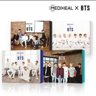 ❄️ [INSTOCKS/SHARE] BTS X MEDIHEAL MASKS by EMS