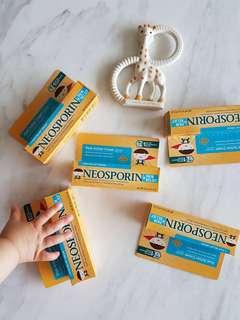 Neosporin + Pain Relief Cream for Kids