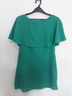 (Reprice) Green Dress