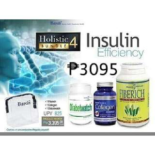 Holistic Bundle 4 | Insulin Efficiency