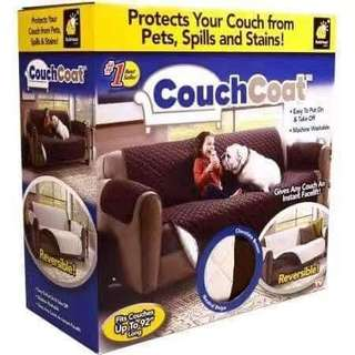Double couch coat