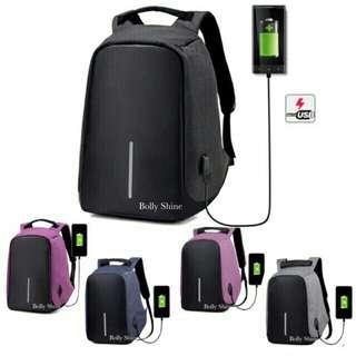 USB Laptop Bag (Backpack)