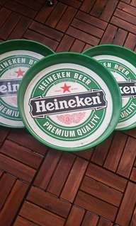 Heineken Beer Tray