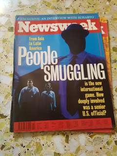 Newsweek old