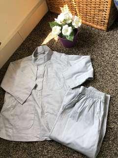 Baju Melayu Cotton